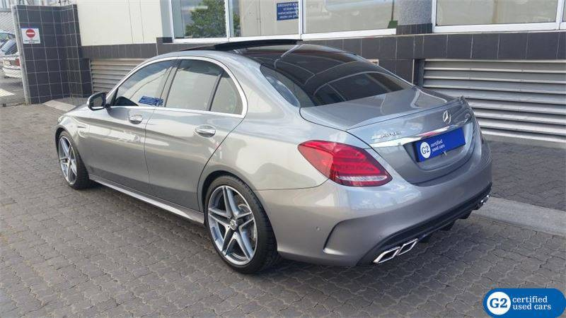 used mercedes benz c class c63 amg for sale in gauteng id 1253202. Black Bedroom Furniture Sets. Home Design Ideas
