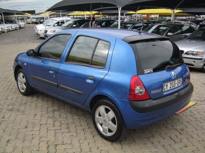 used renault clio 1 4 expression for sale in gauteng id 1254615. Black Bedroom Furniture Sets. Home Design Ideas