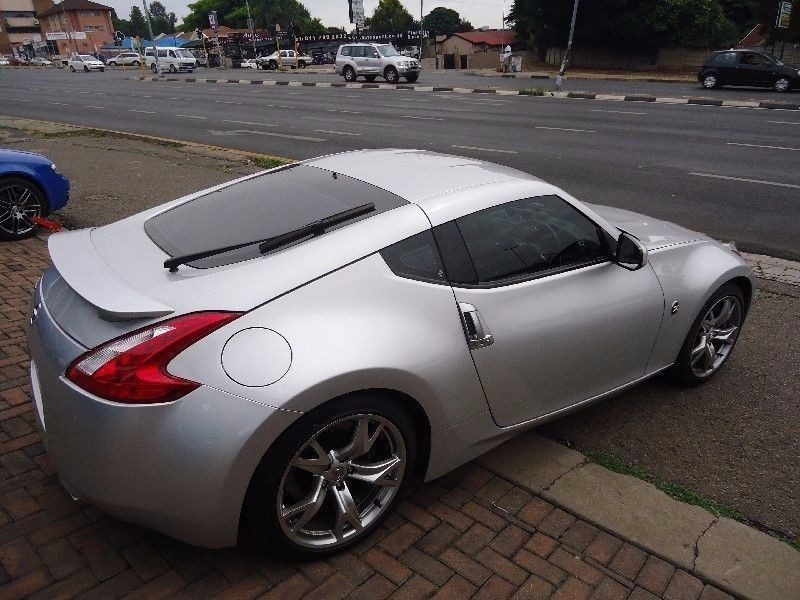 used nissan 370z 2009 nissan 370z coupe auto navigation for sale in gauteng id. Black Bedroom Furniture Sets. Home Design Ideas