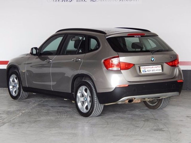 used bmw x1 bmw x1 sdrive18i for sale in western cape. Black Bedroom Furniture Sets. Home Design Ideas