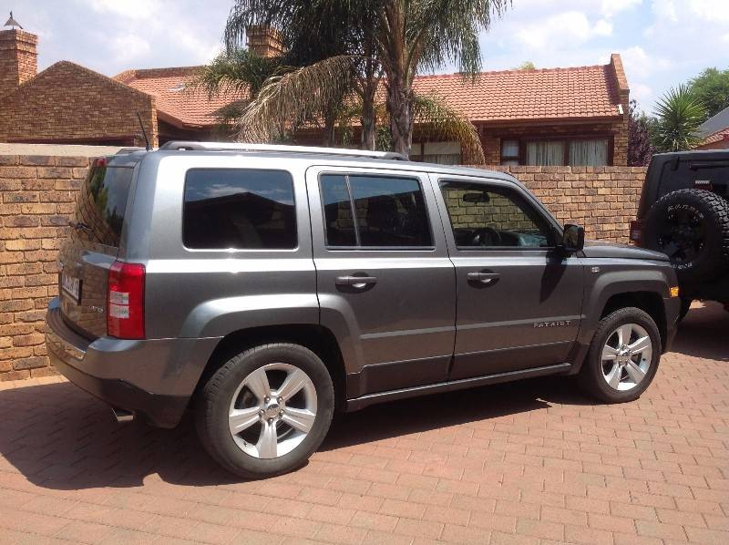 used jeep patriot 2 4 limited for sale in gauteng id 1257795. Black Bedroom Furniture Sets. Home Design Ideas