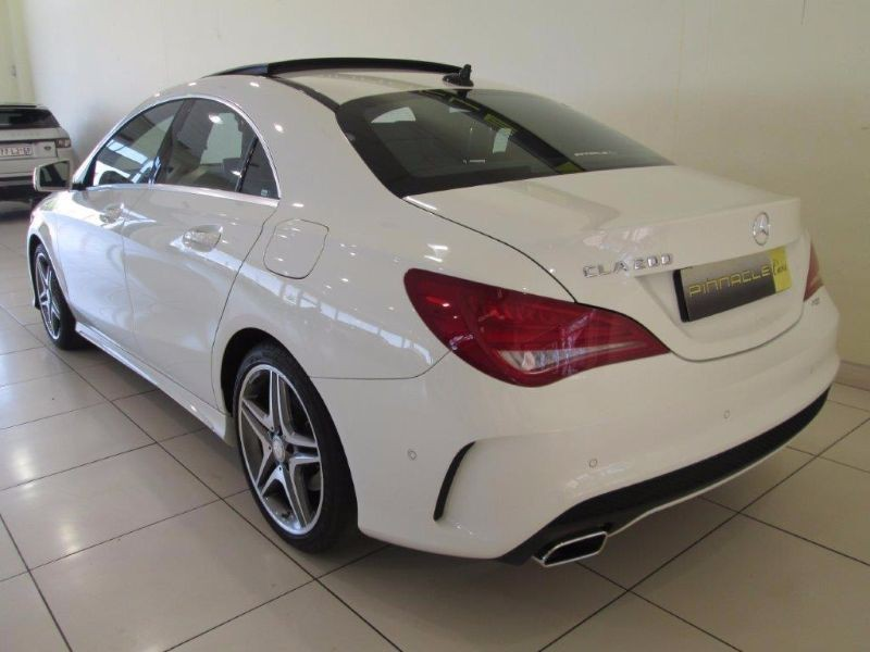 used mercedes benz cla class cla200 amg sports pack auto for sale in gauteng id. Black Bedroom Furniture Sets. Home Design Ideas