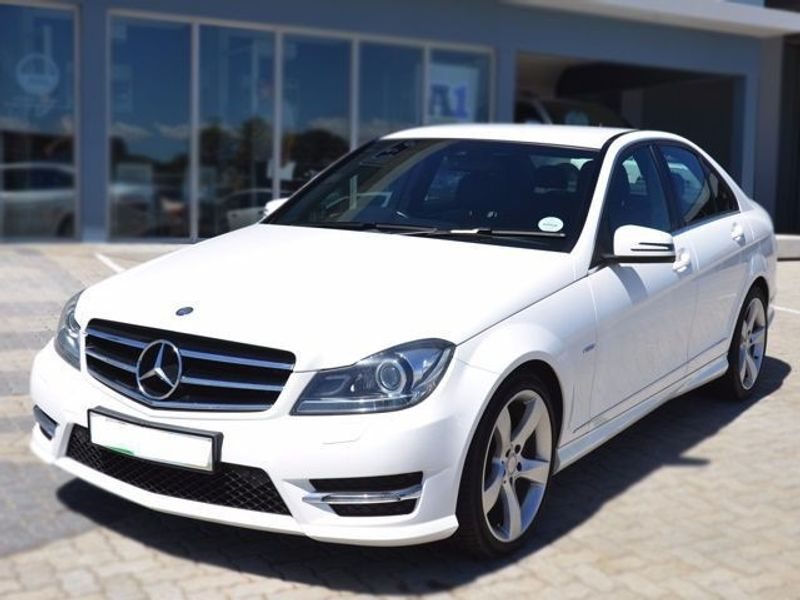 Used mercedes benz c class c300 avantgarde edition c for for Mercedes benz c class sale