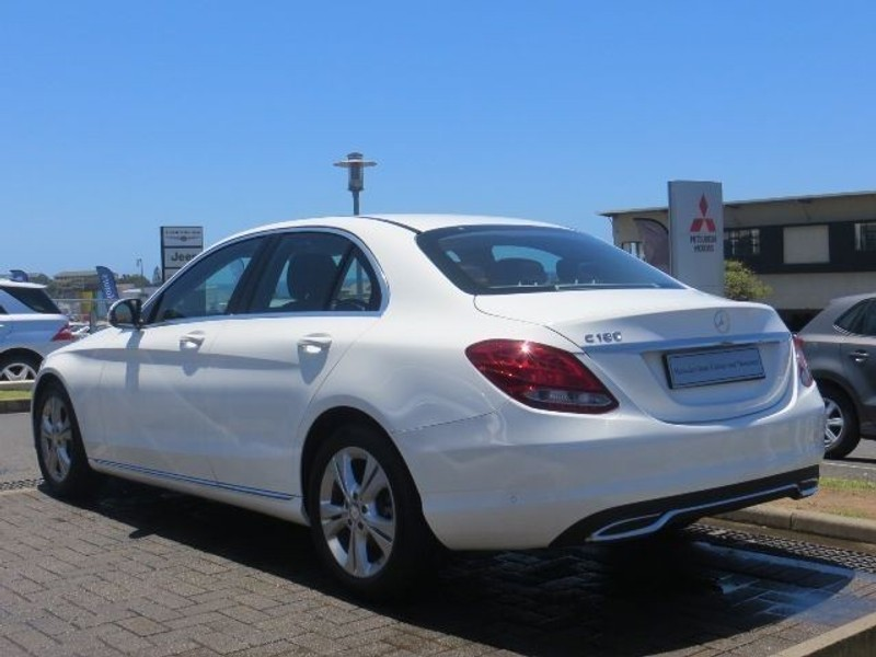 Used mercedes benz c class c180 avantgarde a for sale in for Mercedes benz financial report 2016