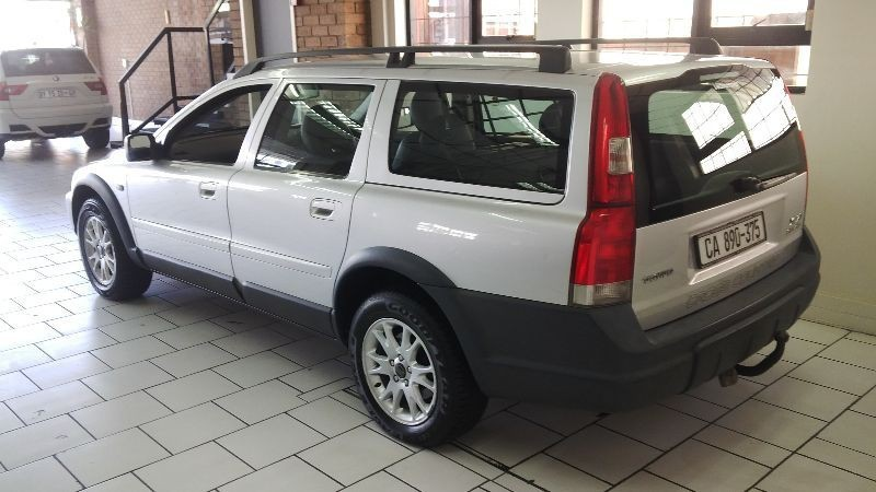 used volvo xc70 a t for sale in gauteng id. Black Bedroom Furniture Sets. Home Design Ideas