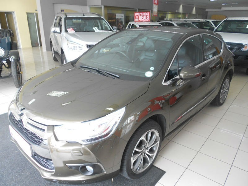 used citroen ds4 2 0 hdi 160 sport 5dr for sale in western. Black Bedroom Furniture Sets. Home Design Ideas