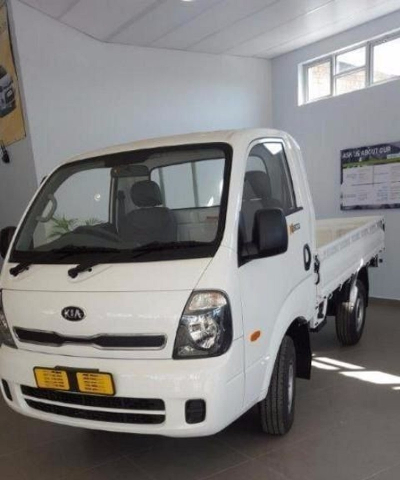 Toyota Dealer Quad Cities: Used Kia K 2500 Single Cab Bakkie For Sale In Gauteng
