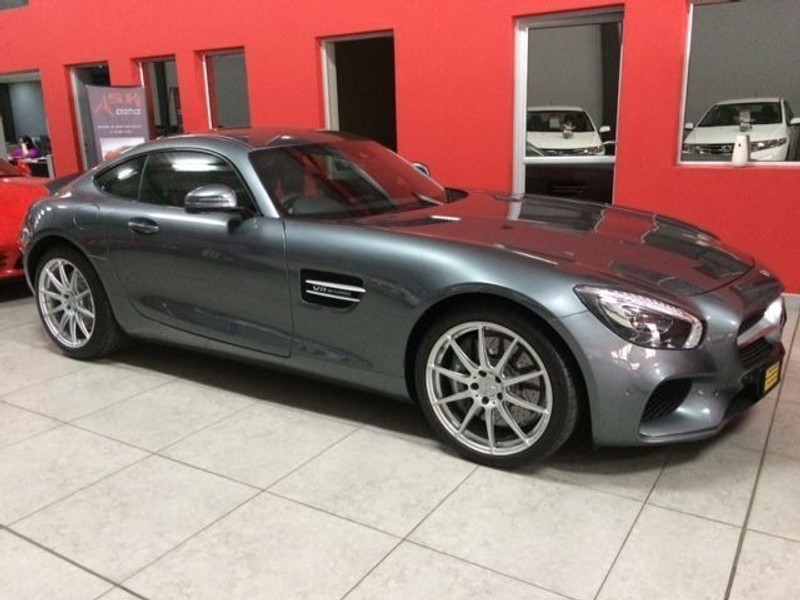 Used mercedes benz amg gt 4 0 v8 coupe for sale in kwazulu for Used mercedes benz amg gt for sale