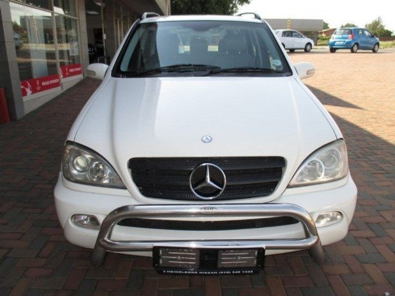 used mercedes benz m class ml 270 cdi f l for sale in gauteng id 1281050. Black Bedroom Furniture Sets. Home Design Ideas