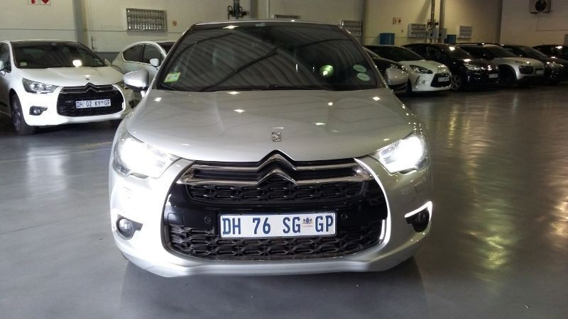 used citroen ds4 1 6 thp 200 sport 5dr for sale in gauteng id 1289212. Black Bedroom Furniture Sets. Home Design Ideas