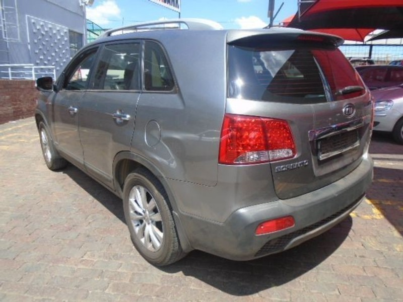 used kia sorento 4x4 a t 7 seat for sale in gauteng id 1290105. Black Bedroom Furniture Sets. Home Design Ideas