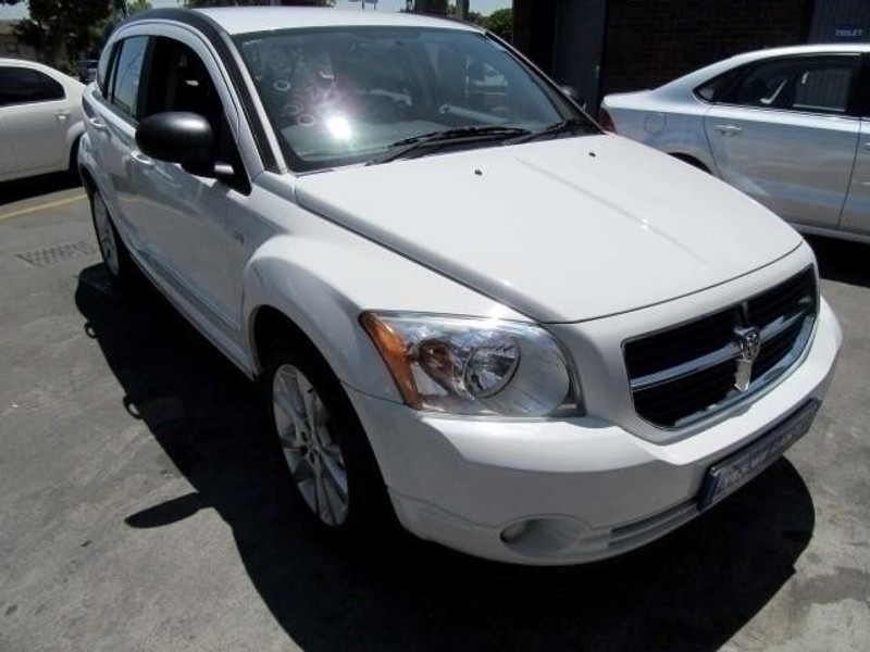 used dodge caliber 2 0 sxt for sale in western cape id 1296933. Black Bedroom Furniture Sets. Home Design Ideas