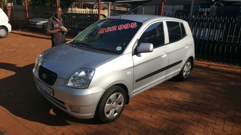 used kia picanto 2007 0125431009 for sale in gauteng id 1301096. Black Bedroom Furniture Sets. Home Design Ideas