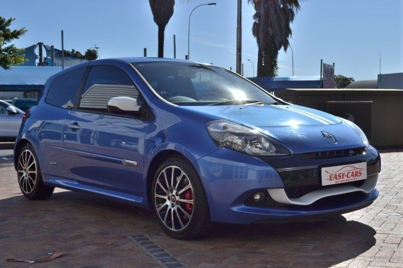 used renault clio iii 2 0 gordini renault sport 3dr for sale in western cape id. Black Bedroom Furniture Sets. Home Design Ideas