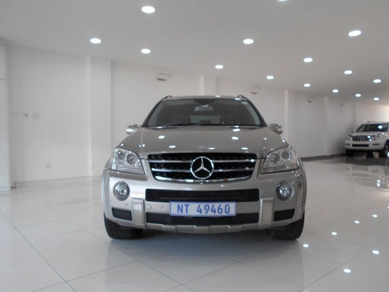 Used mercedes benz m class ml 63 amg for sale in kwazulu for Mercedes benz ml 2008 for sale