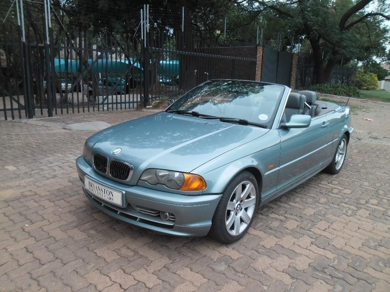 used bmw 3 series 330i ci convertible a t e46 for sale. Black Bedroom Furniture Sets. Home Design Ideas