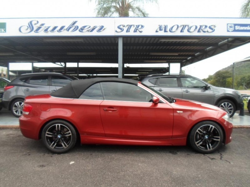 used bmw 1 series 135i convertible a t for sale in gauteng id 1313338. Black Bedroom Furniture Sets. Home Design Ideas