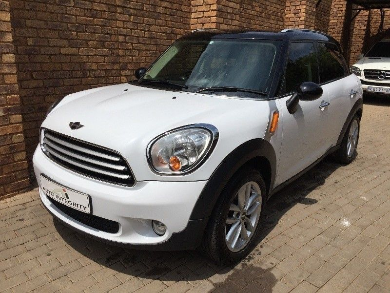 used mini cooper countryman manual for sale in gauteng id 1314317. Black Bedroom Furniture Sets. Home Design Ideas