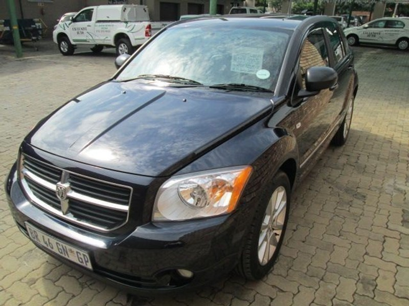 used dodge caliber 2 0 sxt for sale in gauteng id 1314997. Black Bedroom Furniture Sets. Home Design Ideas