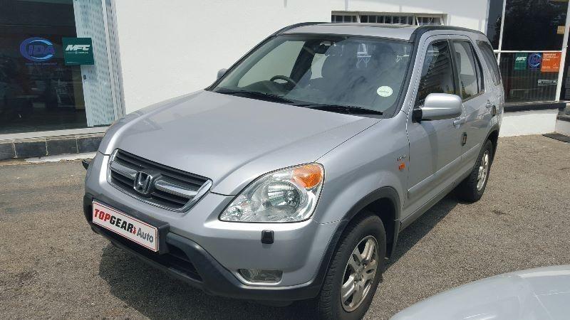 Used honda cr v 2 0 a t for sale in gauteng for 2003 honda crv gas mileage