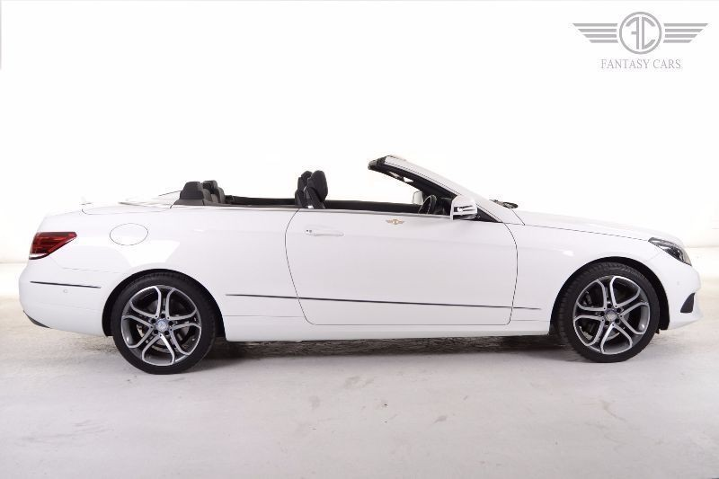 Used mercedes benz e class 250 convertible only 6 for Used mercedes benz convertible cars for sale