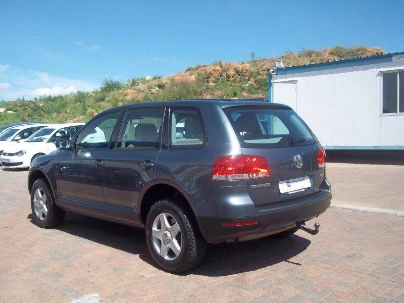 used volkswagen touareg r5 2 5 tdi tip for sale in gauteng id 1320908. Black Bedroom Furniture Sets. Home Design Ideas
