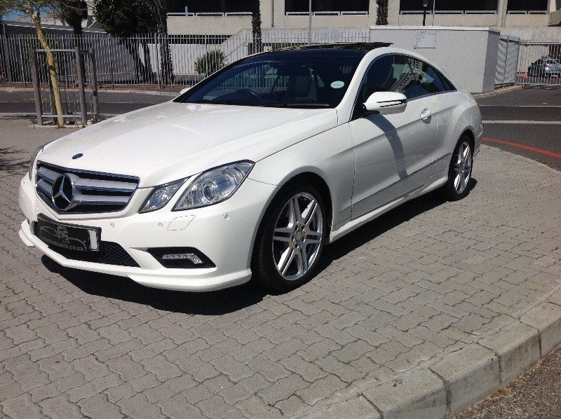 Used Mercedes Benz E Class E 350 Coupe For Sale In Western