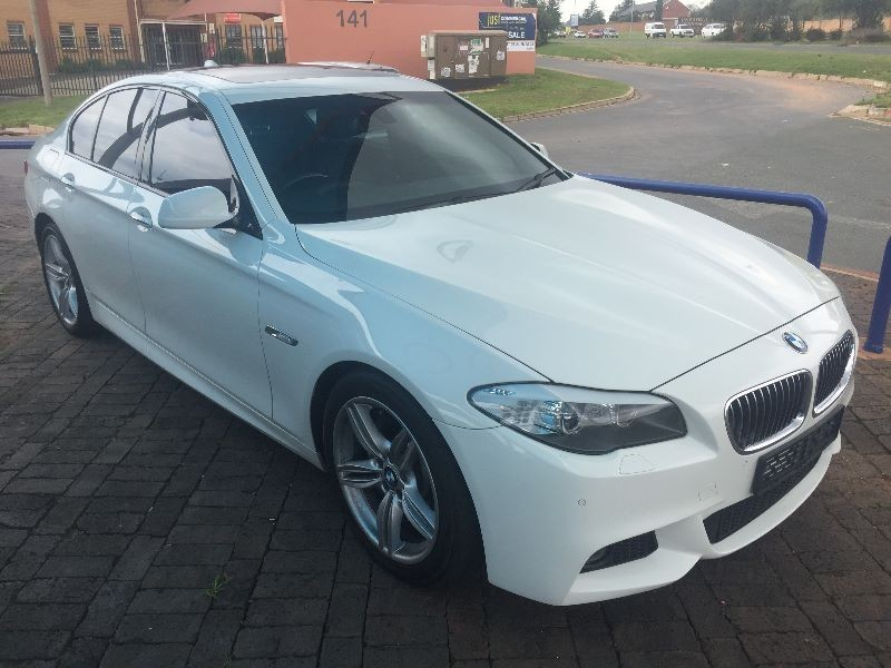 used bmw 5 series 530d m sport a t f10 for sale in gauteng id 1324090. Black Bedroom Furniture Sets. Home Design Ideas