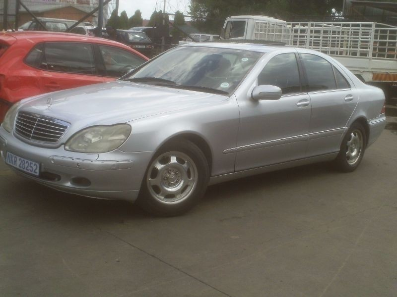 Used mercedes benz s class s 320 for sale in kwazulu natal for 2000 mercedes benz s class for sale