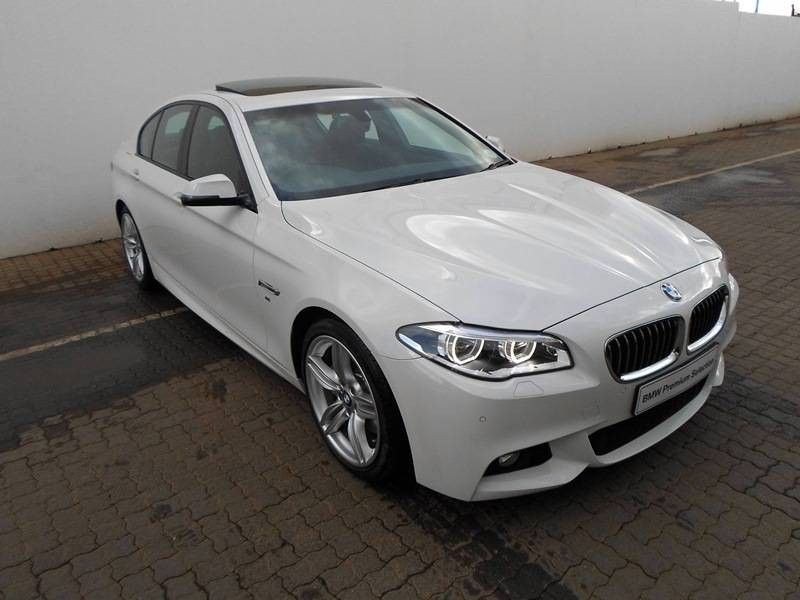 used bmw 5 series 535i m sport auto for sale in gauteng. Black Bedroom Furniture Sets. Home Design Ideas