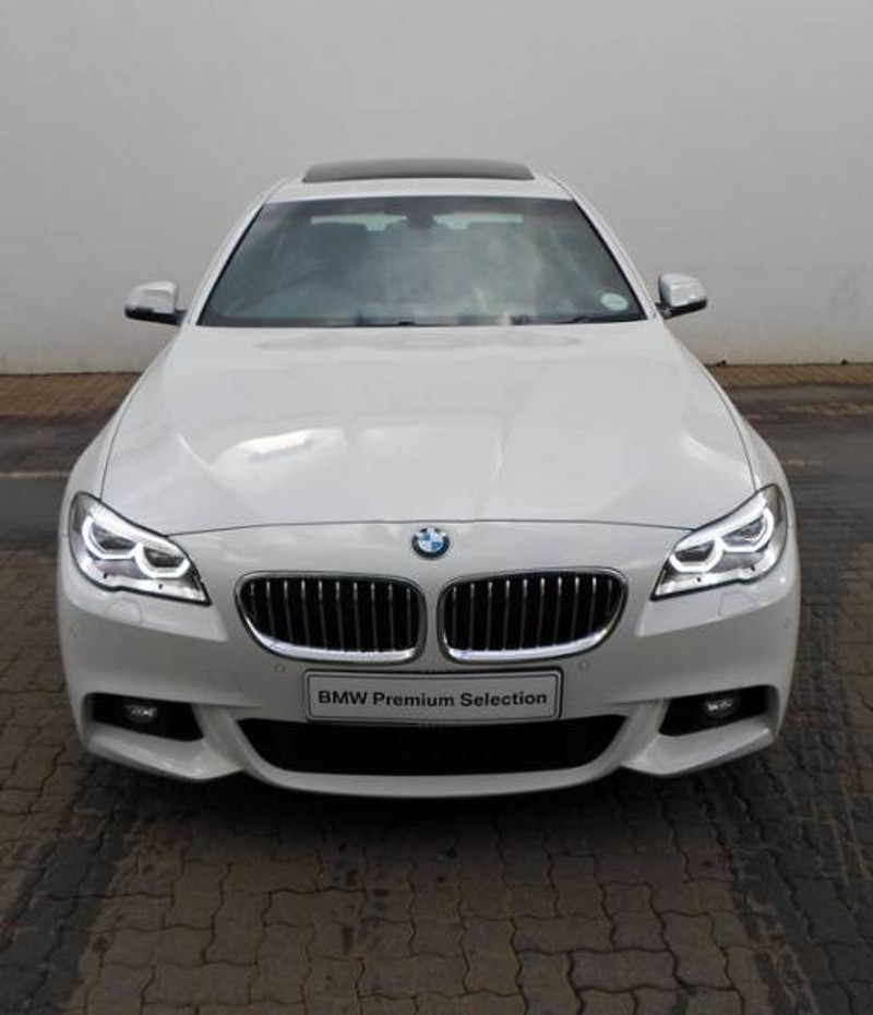 Used BMW 5 Series 535i M Sport Auto For Sale In Gauteng