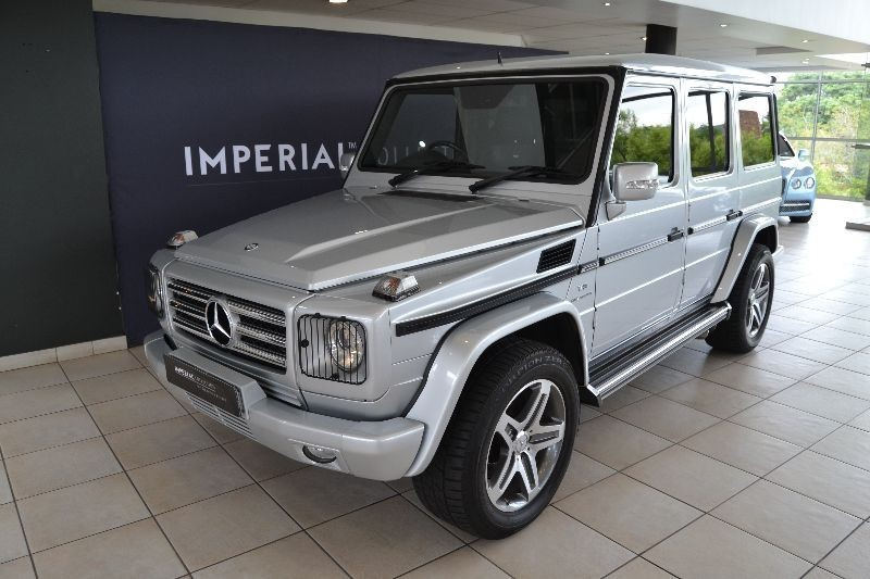 used mercedes benz g class g 55 amg for sale in gauteng id 1333667. Black Bedroom Furniture Sets. Home Design Ideas