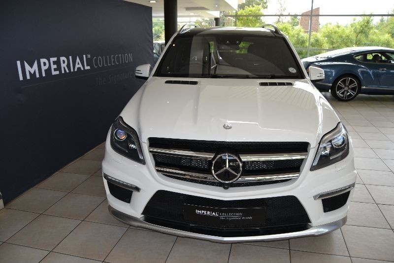 Used mercedes benz gl class gl 63 amg for sale in gauteng for Mercedes benz gl amg for sale