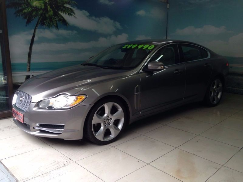 used jaguar xf sv supercharged for sale in western cape id 1336572. Black Bedroom Furniture Sets. Home Design Ideas