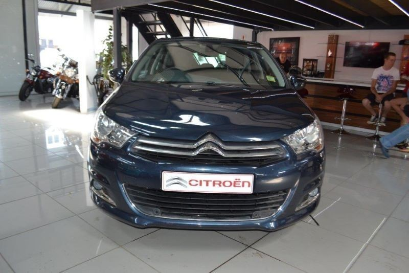 used citroen c4 vti 120 exclusive for sale in gauteng id 1339428. Black Bedroom Furniture Sets. Home Design Ideas