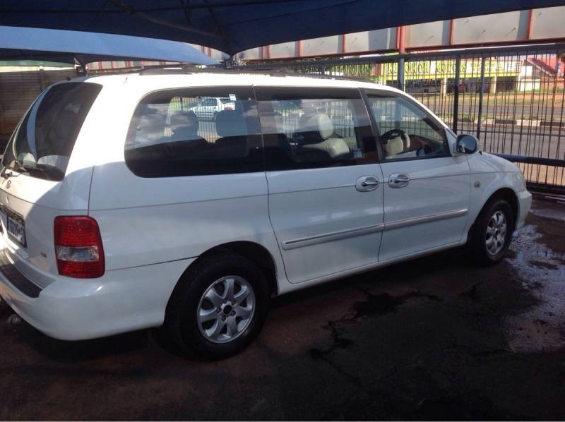 used kia sedona 2 9 crdi for sale in gauteng. Black Bedroom Furniture Sets. Home Design Ideas