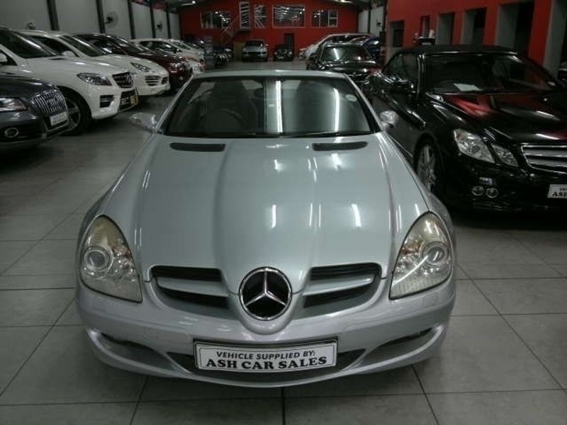 used mercedes benz slk class slk 200 kompressor for sale in kwazulu natal id 1343200. Black Bedroom Furniture Sets. Home Design Ideas
