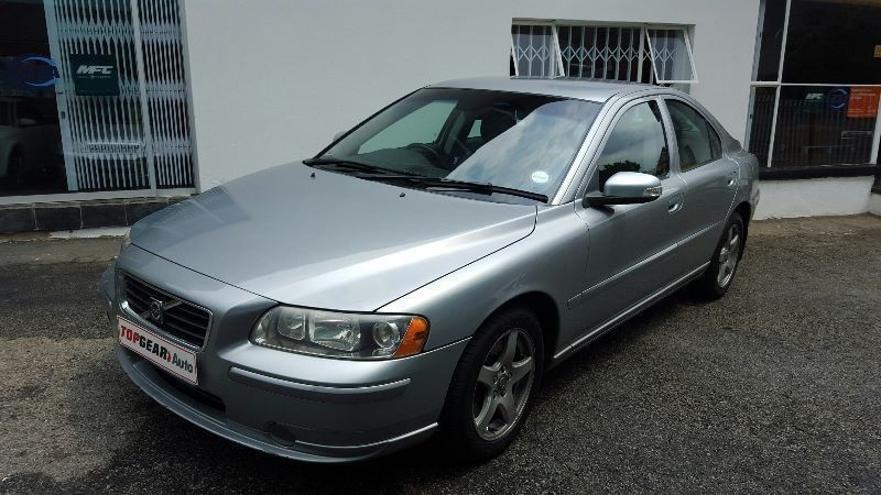 used volvo s60 a t for sale in gauteng id 1343562. Black Bedroom Furniture Sets. Home Design Ideas