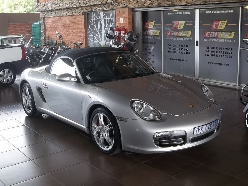 used porsche boxster s 987 for sale in gauteng id 1343579. Black Bedroom Furniture Sets. Home Design Ideas
