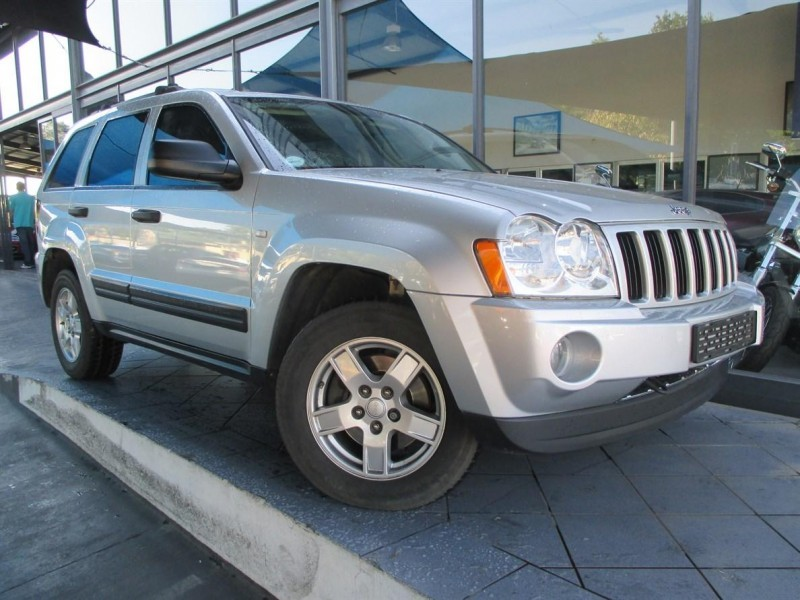 used jeep grand cherokee laredo 4 7 v8 for sale in gauteng id 1343697. Black Bedroom Furniture Sets. Home Design Ideas