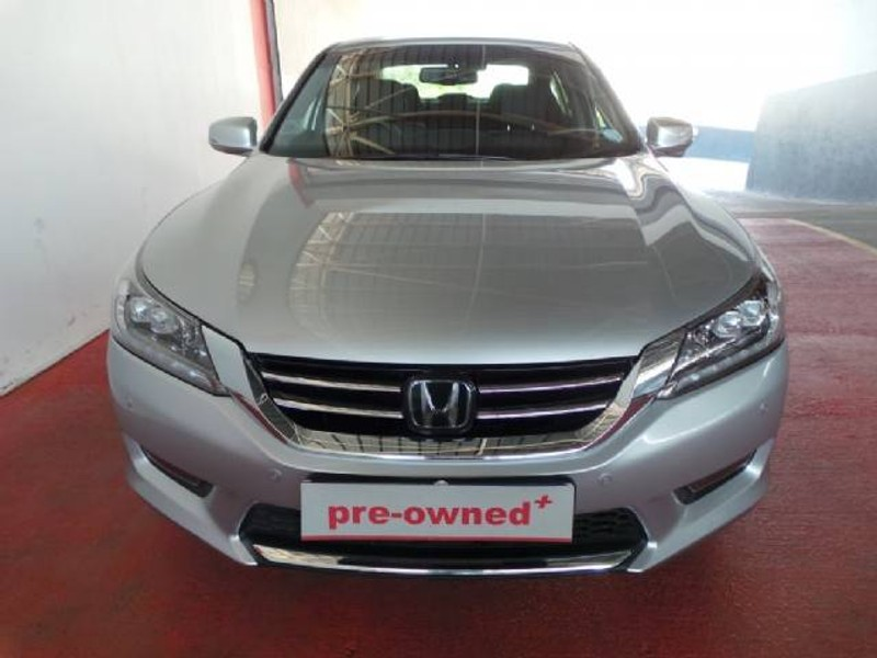 Used honda accord 3 5 v6 exclusive auto for sale in for Honda accord v6 for sale