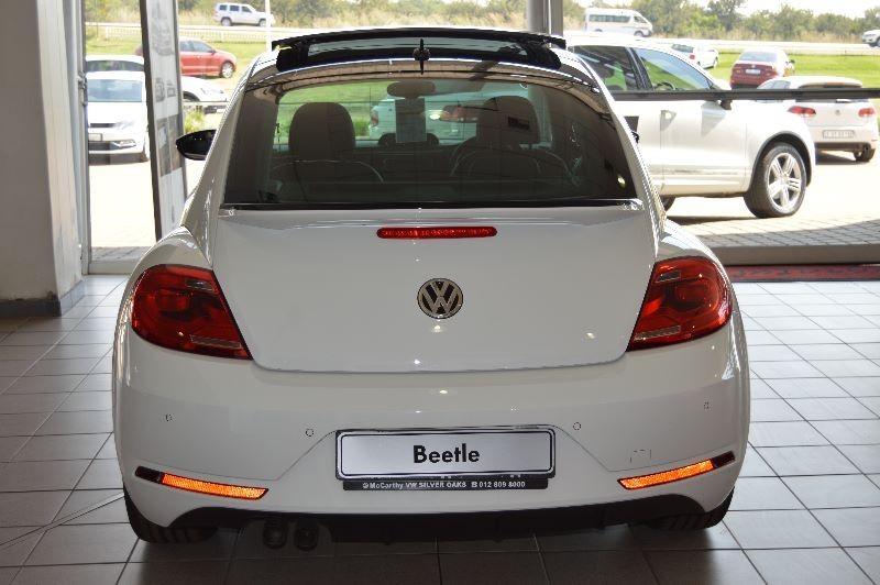 used volkswagen beetle 1 4 tsi sport dsg for sale in. Black Bedroom Furniture Sets. Home Design Ideas