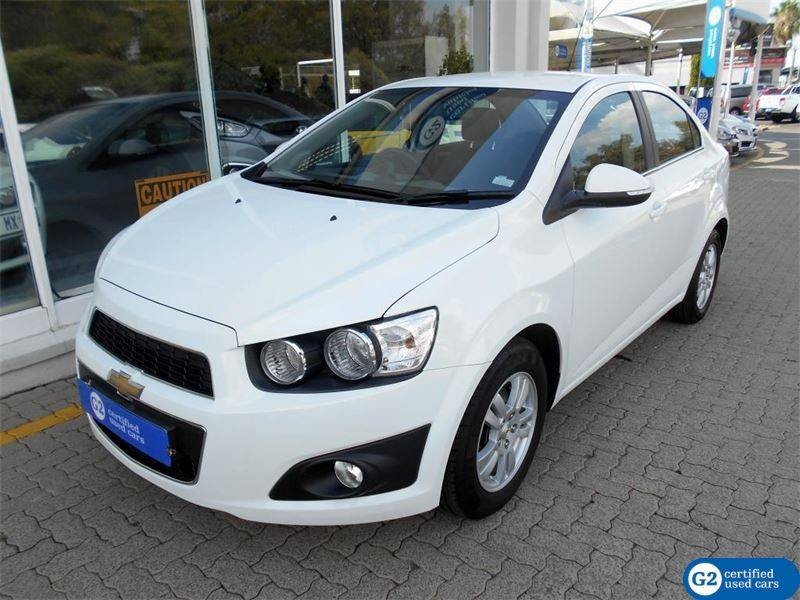 used chevrolet sonic 1 6 ls a t for sale in gauteng id 1344958. Black Bedroom Furniture Sets. Home Design Ideas