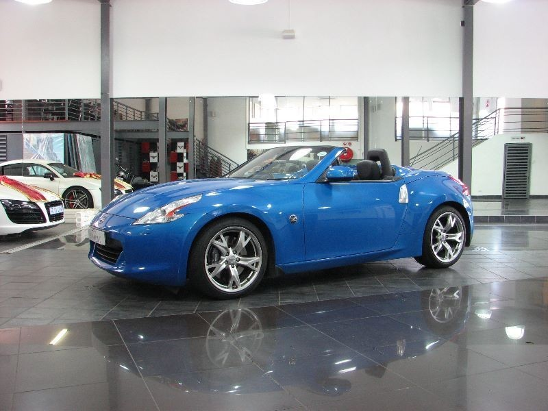 used nissan 370z roadster a t for sale in gauteng id 1345275. Black Bedroom Furniture Sets. Home Design Ideas