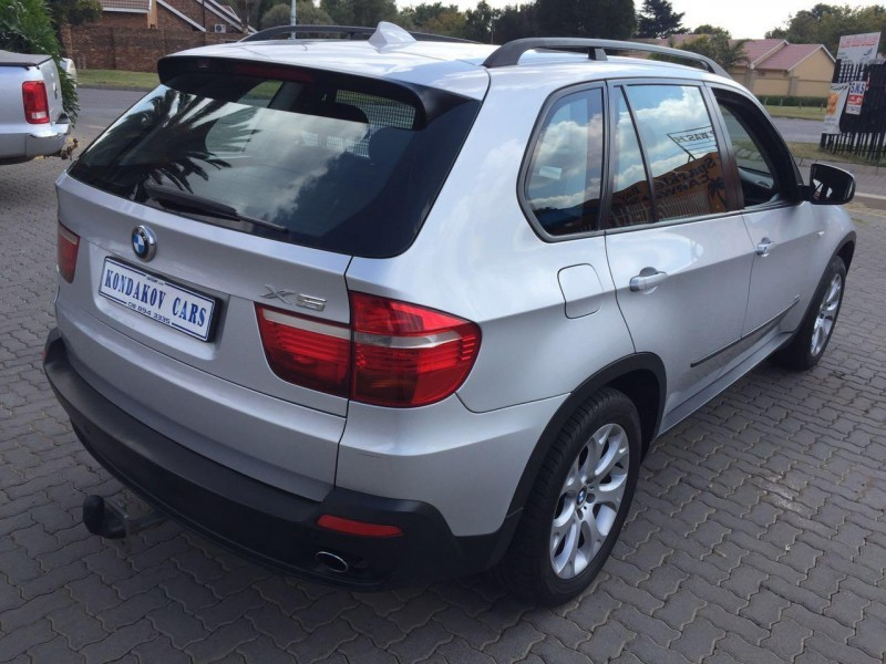 2008 BMW X5 xDrive35d BluePerformance - Car Pictures