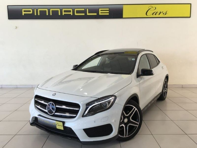 used mercedes benz gla class 220 cdi auto 4matic amg pack for sale in gauteng id. Black Bedroom Furniture Sets. Home Design Ideas
