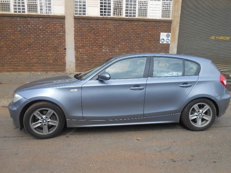 used bmw 1 series 120i e87 for sale in gauteng id 1351738. Black Bedroom Furniture Sets. Home Design Ideas
