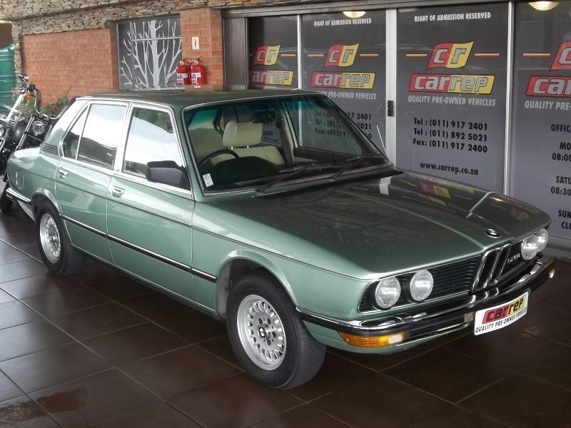 used bmw 5 series 520 for sale in gauteng id 1353197. Black Bedroom Furniture Sets. Home Design Ideas