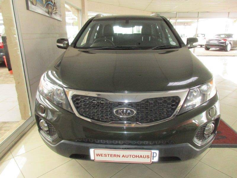 used kia sorento 3 5 a t 7 seat for sale in gauteng id 1354429. Black Bedroom Furniture Sets. Home Design Ideas