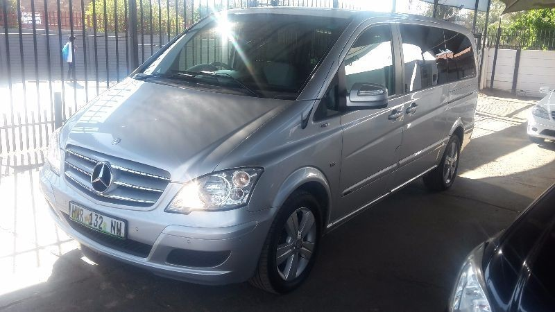 used mercedes benz viano 3 5 v6 ambiente a t for sale in gauteng id 1354581. Black Bedroom Furniture Sets. Home Design Ideas